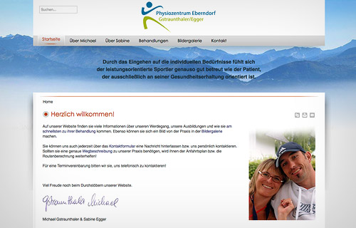 CMS | Physiozentrum Eberndorf