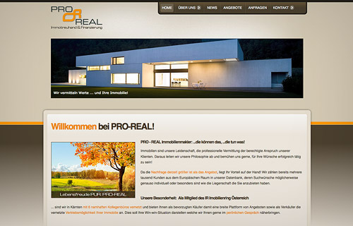 CMS | Pro Real