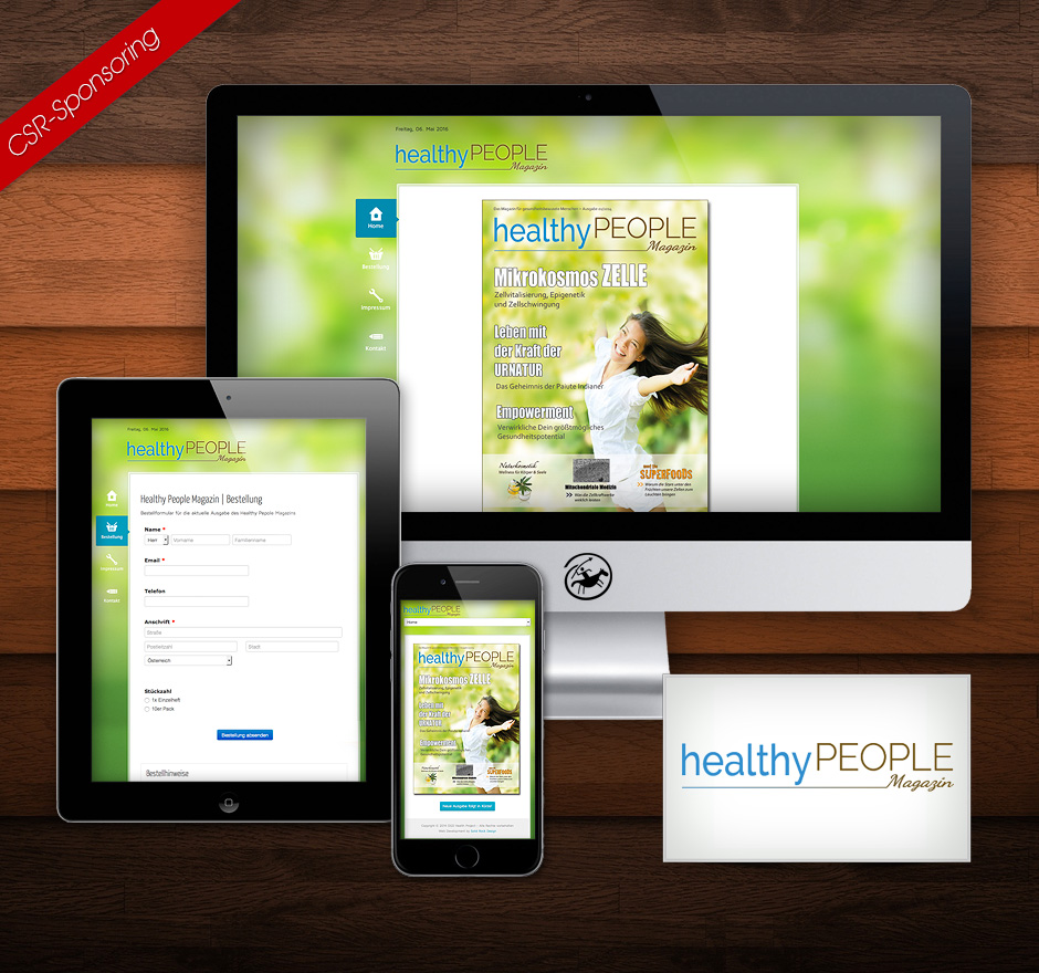 CMS | Healthy People Magazin