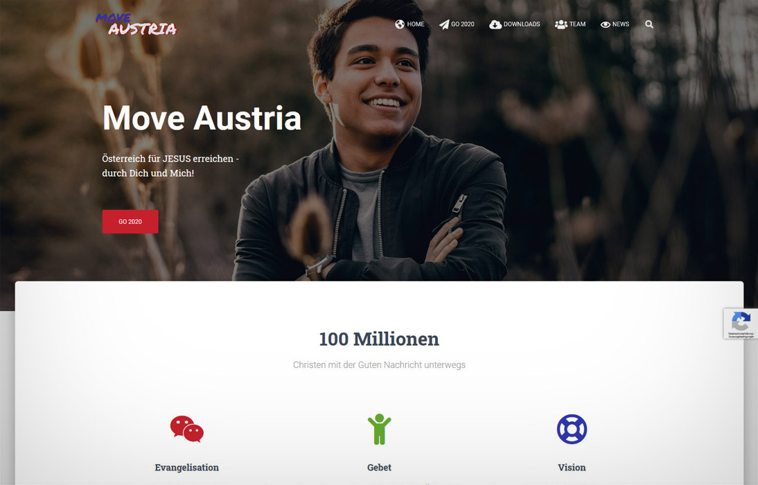 Wordpress | Move Austria